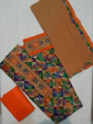 Charvi Fabulous Cotton Print Salwar Suit- Showroom Quality