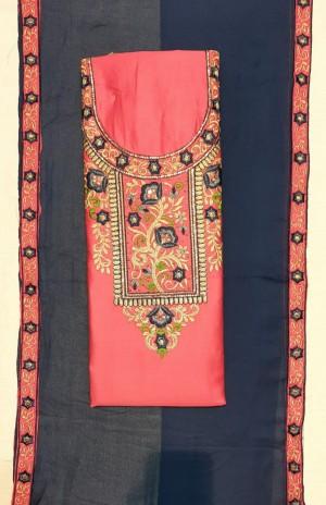 Lavanya Trendy Salwar Suit Dupatta Work-Showroom Quality