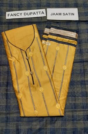 Rivanika Facny Cotton Suit- Showroom Quality