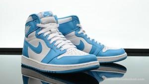 NikeAir Jordan-1 Retro High Og Blue