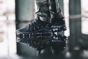 NikeVapormax Plus Drip Black