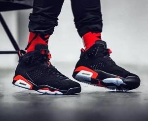 Nike Air Jordan 6 Infrared