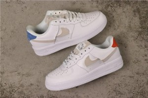 Nike Airforce 1 Vandalised