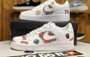Nike Airforce 1 x NBA