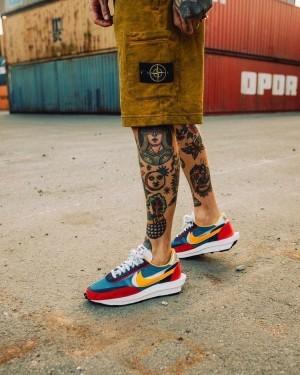 Nike LD Waffle x Sacai
