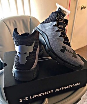 UnderArmour Delta Rock Project 1