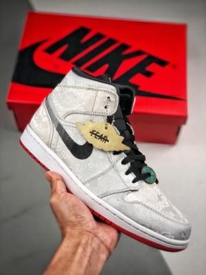 Nike Air Jordan 1 Mid Clot Fearless