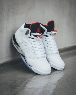 Nike Air Jordan 5 White Cement