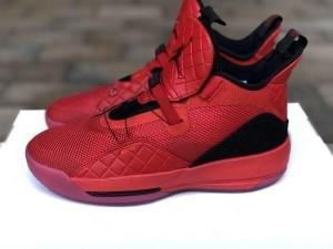 Nike Air Jordan 33 University Red