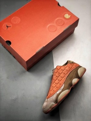 Nike Air Jordan 13 Clott x Terracotta