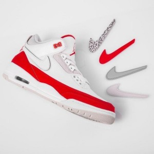 Nike Air Jordan Retro 3 Tinker HatField