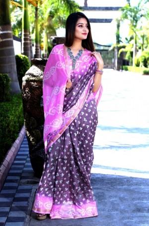 Colorful Women Silk Sarees